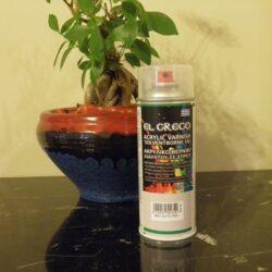 Spray Βερνίκι Διαλύτου - El Greco