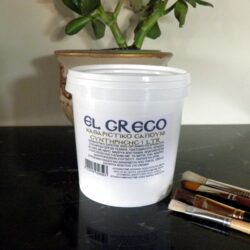 Καθαριστικό σαπούνι συντήρησης - El Greco