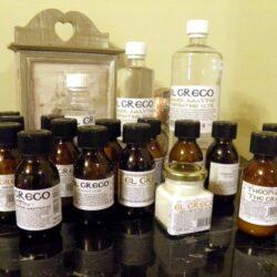 EL GRECO Βοηθητικά Υλικά