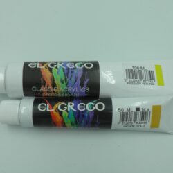 Ακρυλικά χρώματα Professional σε σωληνάρια - El Greco
