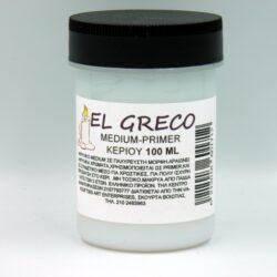 Medium Κεριού 100ml - El Greco