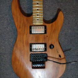 By Verve Guitars - George Ververidis
